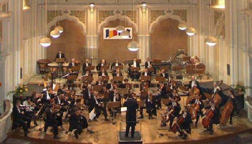 Invitatie la  Filarmonica