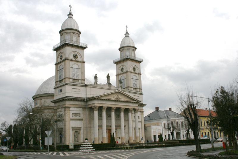 Povestea Catedralei Romano-Catolice din Satu Mare