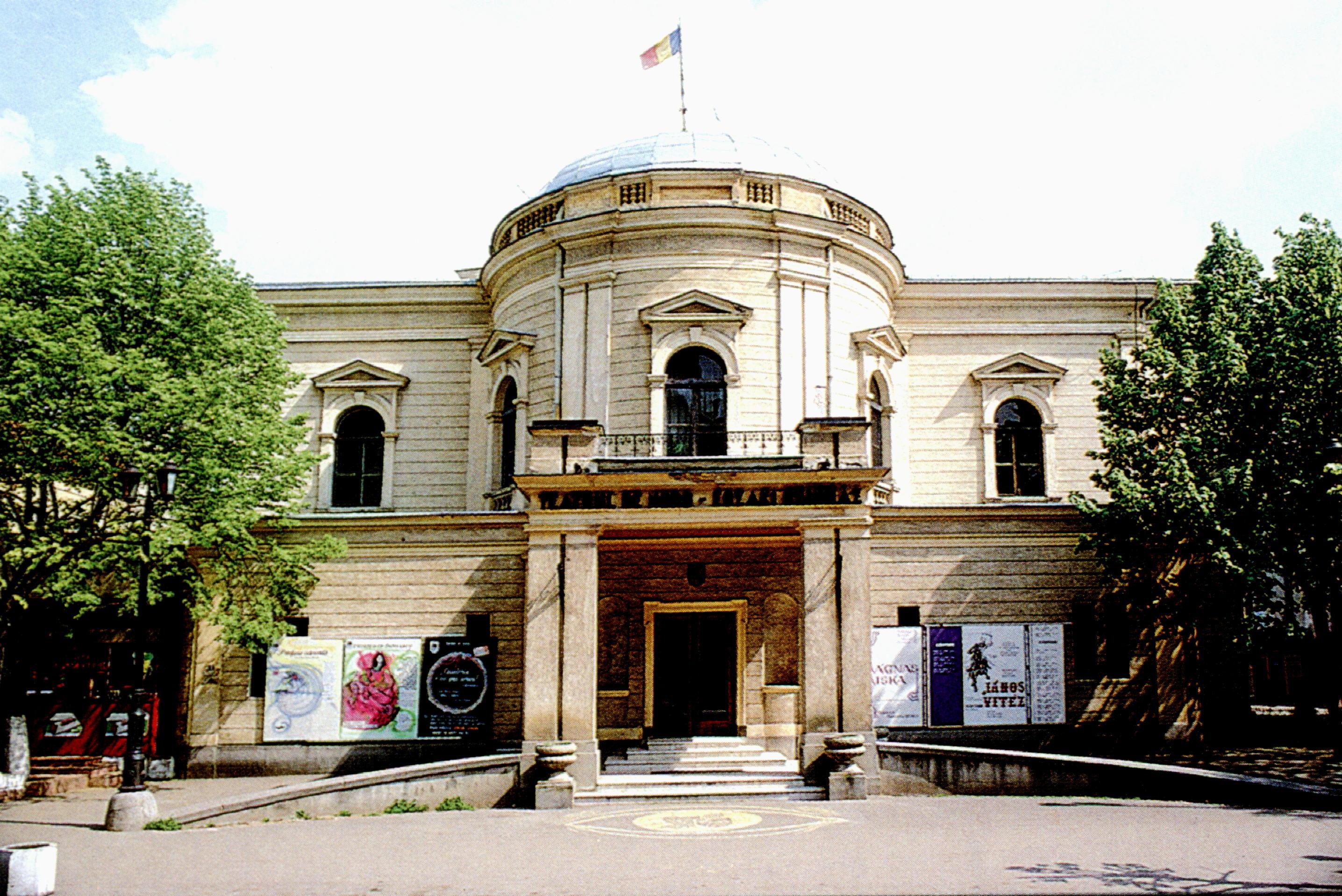Ziua Porţilor Deschise la Teatrul de Nord Satu Mare