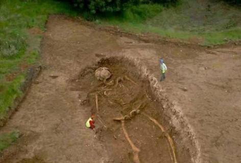 Legenda uriasilor care ar fi trait cu mii de ani in urma in Maramures