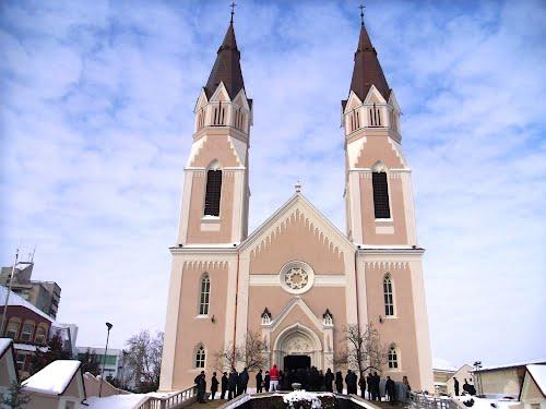 Istoria bisericii Calvaria din Satu Mare
