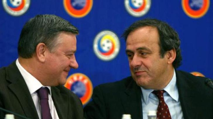Ultima ora: Romania candideaza la organizarea EURO 2020. Vezi unde se vor desfasura meciurile