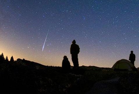 Perseidele 2013 – la noapte, eveniment cosmic spectaculos