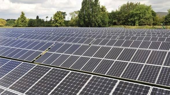 Investitie de 65 de milioane de euro intr-un parc fotovoltaic in Satu Mare