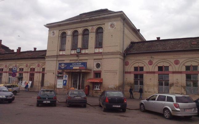 Gara de Nord Satu Mare a devenit un adevărat pericol public