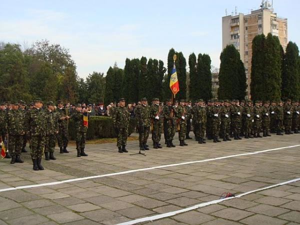 Ceremonii de Ziua Armatei României la Carei și la Satu Mare