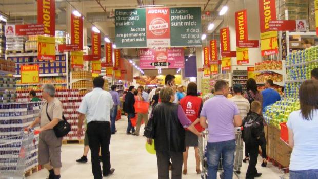 Auchan face angajări în toată ţară. Vezi posturile