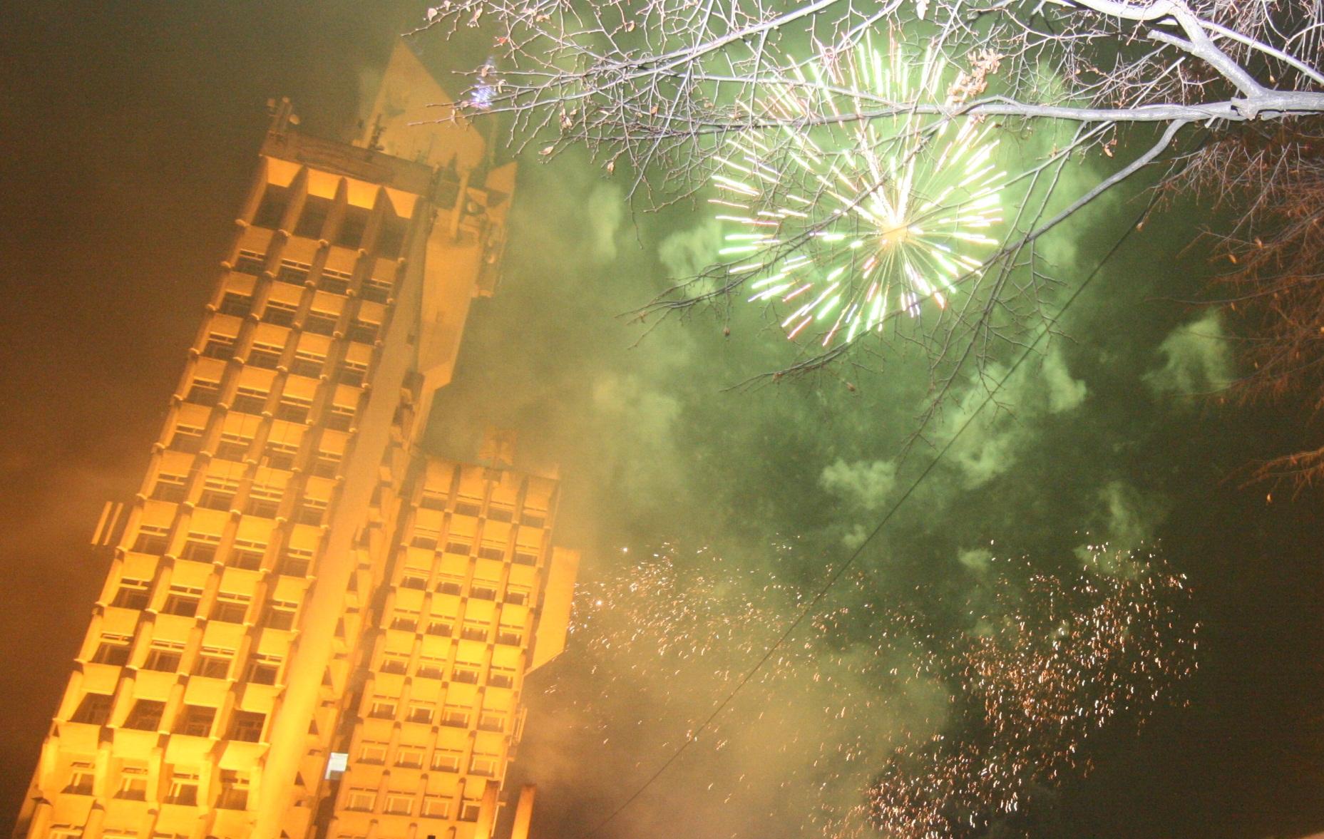 Revelion in strada organizat de Primaria Satu Mare. Vezi programul complet