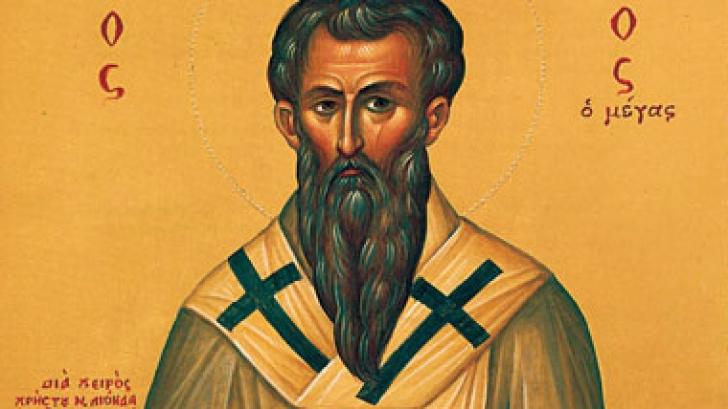 Viaţa sfântului Vasile cel Mare, cel mai puternic dezlegător de duhuri rele
