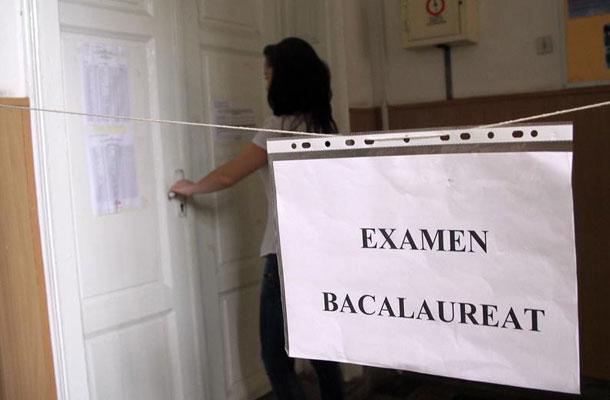 Un elev din Satu Mare a fost eliminat de la BAC