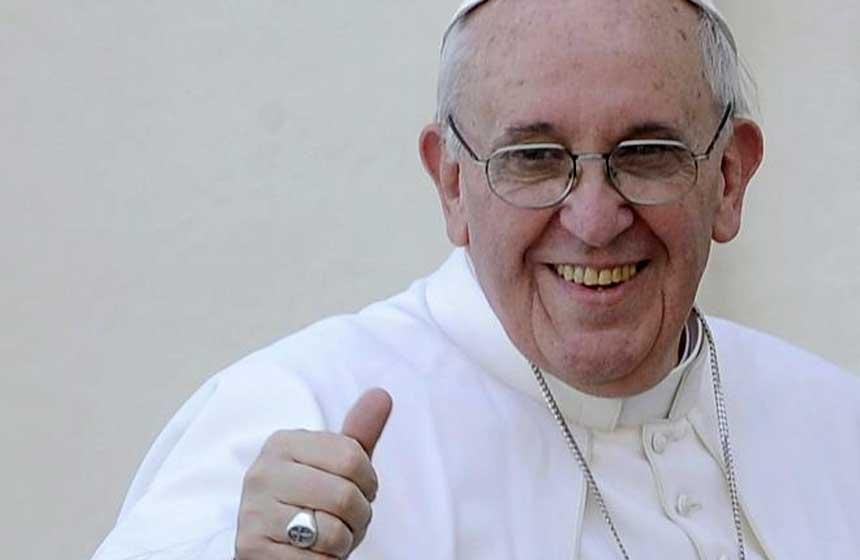 Papa Francisc vine in Romania in 2019
