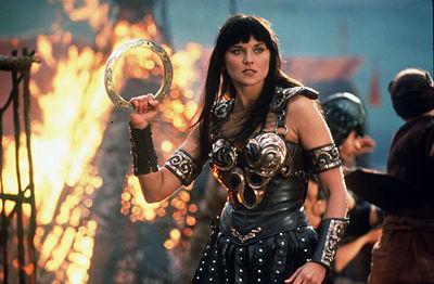 Cum arată XENA, prințesa războinică, după 15 ani