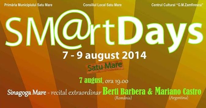 SMART  DAYS la Satu Mare