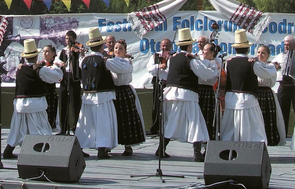 Festivalul Folclorului Codrenesc de la Oţeloaia a ajuns la ce-a de-a 58-a ediţie