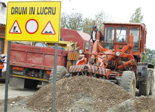 Restricții de circulație pe un bulevard important din municipiul Satu Mare