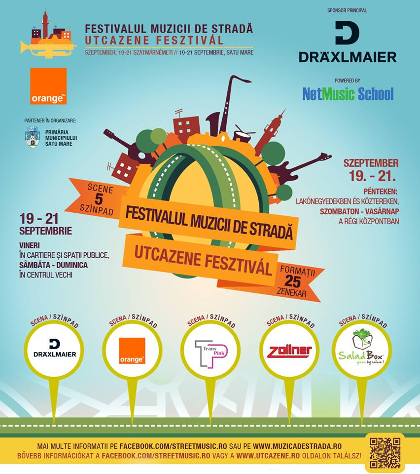 Sambata si duminica, Florian Acoustic va concerta in cadrul Festivalului Muzicii de Strada