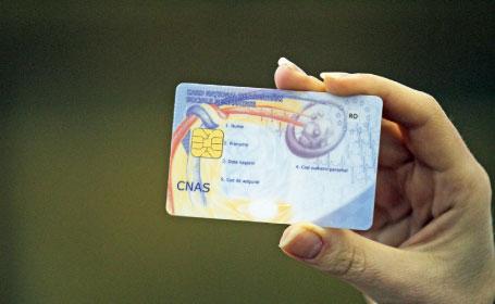 Se prelungește de la 5 la 7 ani termenul de valabilitate a cardurilor de sănătate
