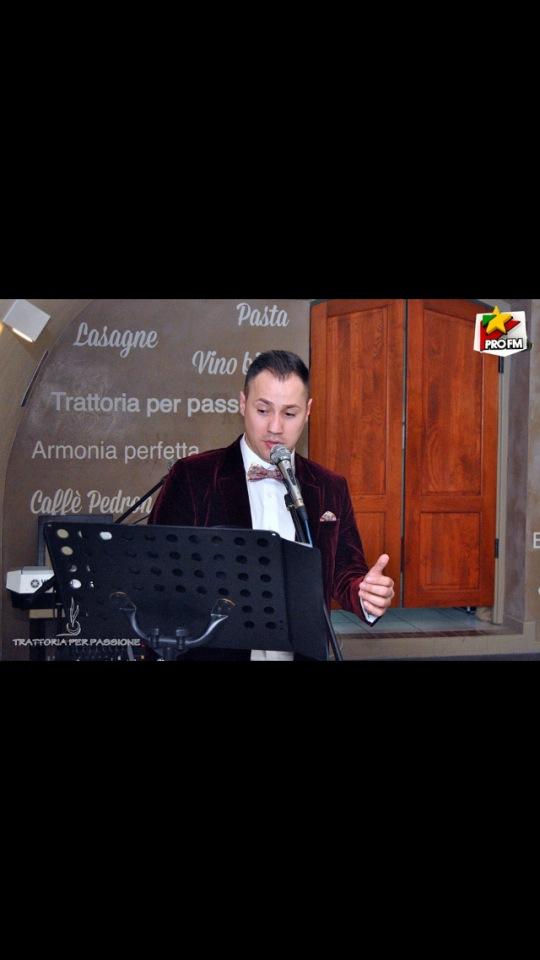 Serata napoletana la Trattoria per passione