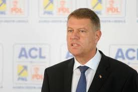 Klaus Iohannis va fi prezent joi la Satu Mare