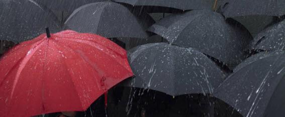 Ploaie, polei si vreme urata la Satu Mare de Sfantul Valentin