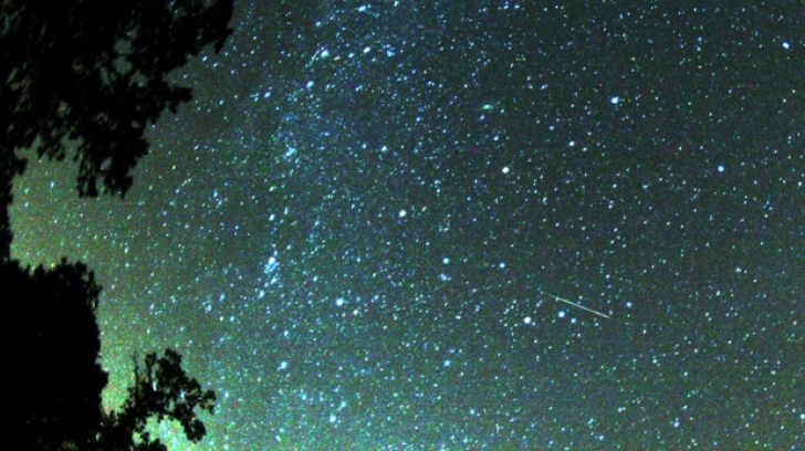 Fenomen astronomic spectaculos , la noapte , pe cerul Satmarului