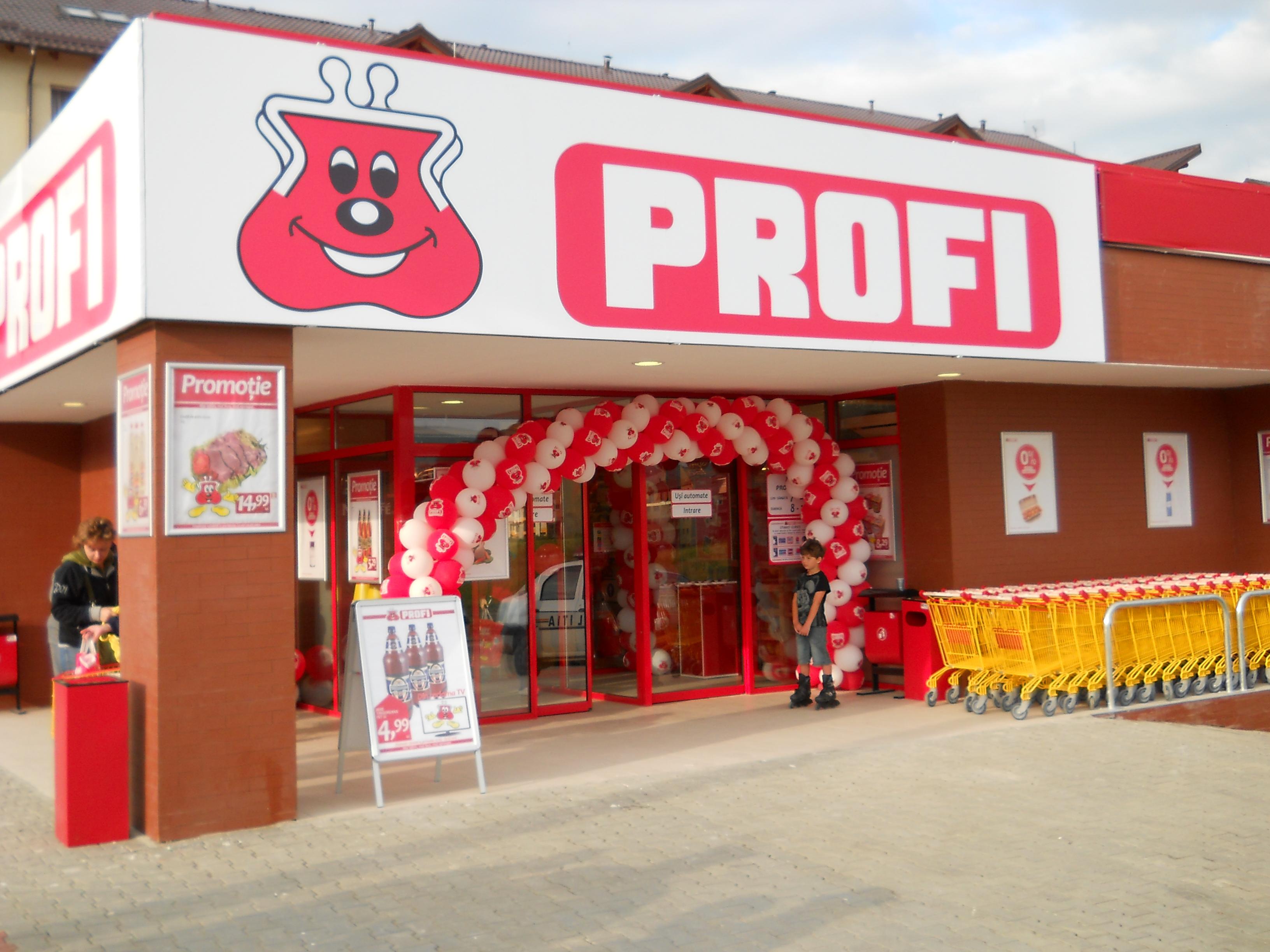 PROFI deschide un supermarket în Negrești-Oaș