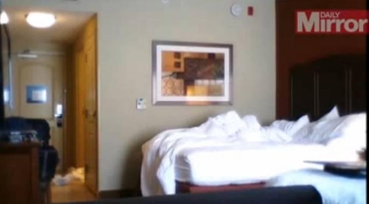 A AVUT UN ȘOC! A montat O CAMERĂ VIDEO în camera lui. CE A VĂZUT l-a lăsat mască! VIDEO
