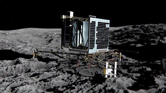 Confirmarea ca exista extraterestri? Ce a descoperit robotul Philae pe cometa Ciuriumov-Gherasimenko