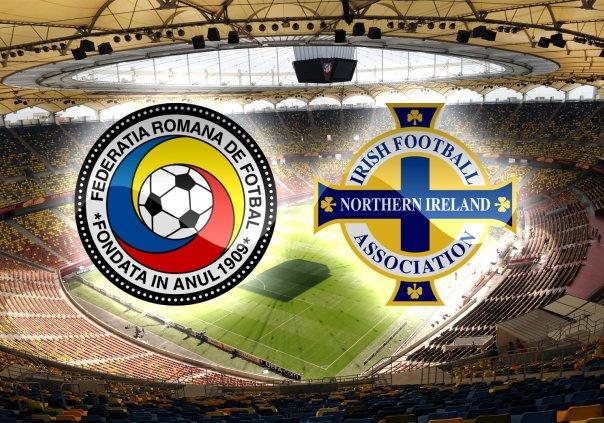 ROMÂNIA – IRLANDA DE NORD: Anghel Iordănescu a stabilit echipa de start