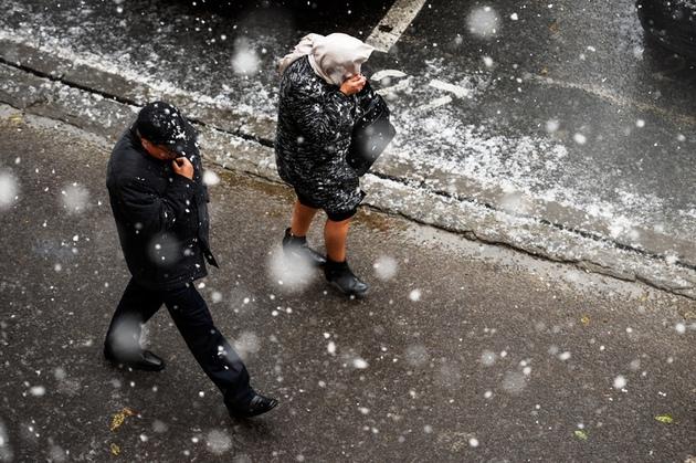 Cum va fi vremea în luna decembrie. Fenomenul neobişnuit care se poate declanşa chiar în perioada dintre Crăciun şi Anul Nou