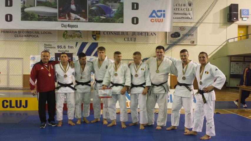 Judoka de la CSM Satu Mare au cucerit în acest an 41 de medalii naționale și internaționale