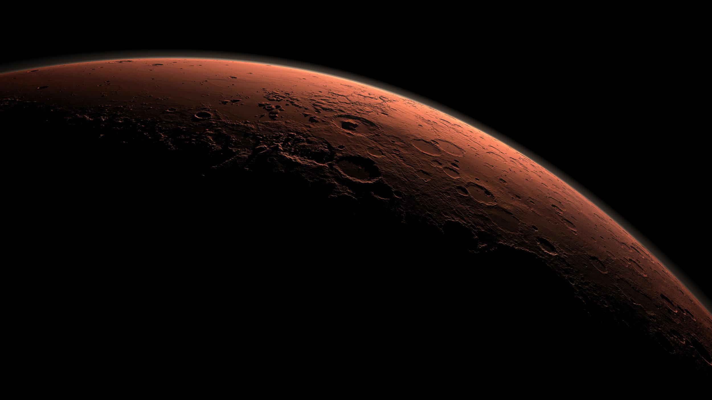 Pământenii vor transmite astăzi 90.000 de mesaje către planeta Marte