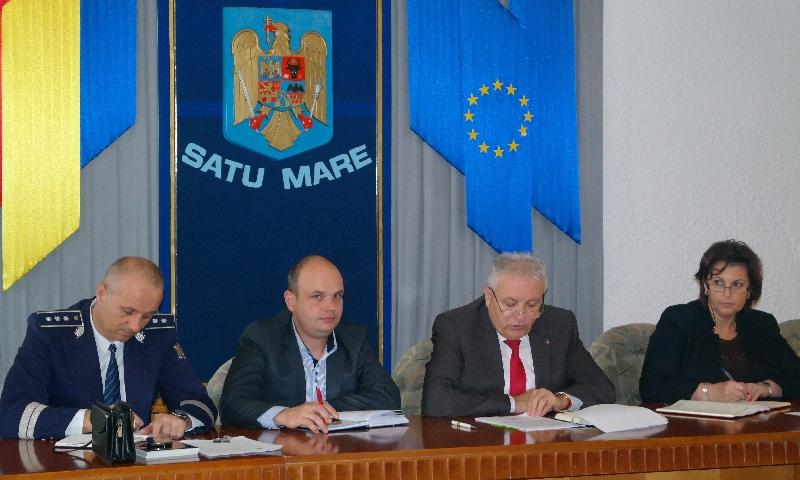 Prefectul judeţului Satu Mare, dr. Eugeniu Avram a solicitat ca acţiunile de patrulare să fie menţinute la nivel intensificat
