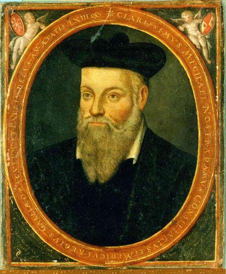Profetiile lui Nostradamus pentru anul 2015