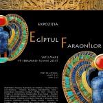 """""""Egiptul faraonilor"""" la Muzeul Judetean Satu Mare"""