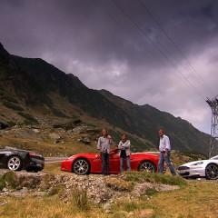 VIDEO IMPRESIONANT!  Vedeti Episodul TOP GEAR filmat in Romania