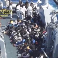 Tragedie fara precedent pe Mediterana. Ar fi intre 700 si 950 de morti. Primele imagini si marturii ale supravietuitorilor