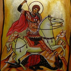 23 Aprilie – este praznuit Sf. Gheorghe. Cine a fost Sfantul Gheorghe?