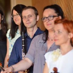 Recital Cvartetul Ielelor la Filarmonica