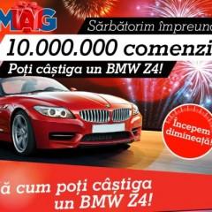 Cum poti castiga un BMW Z4 de la eMAG