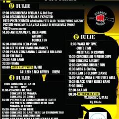 Programul Festivalului G-Old Day de la Tasnad
