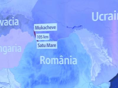 Pericolul unui nou conflict la granita judetului Satu Mare cu Ucraina