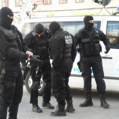 Polițiștii și jandarmii au descins în comuna Apa. Mai multe persoane au fost ridicate