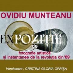 Vernisaj expozitie de fotografie Ovidiu Munteanu la Castelul din Carei