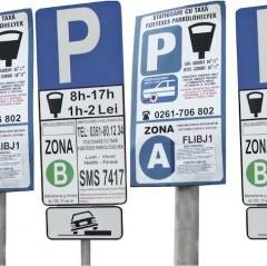 Nu mai cautati tichete de parcare. La Satu Mare se poate plati parcarea prin SMS si aplicatii. Vedeti cum