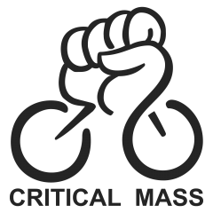 Critical Mass. Protest pe biciclete la Satu Mare
