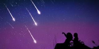 Fenomen astronomic spectaculos vizibil in aceasta saptamana pe cerul Satmarului : ploaie de stele cazatoare