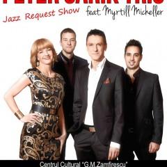 Concert de Jazz: Peter Sarik Trio feat Myrtill Micheller/Budapesta