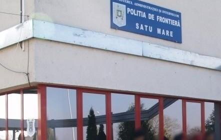 Urmărit internațional căutat de autoritățile din Rusia, depistat în PTF Petea