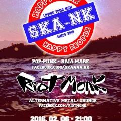 Seara de HAPPY PUNK si ROCK ALTERNATIVE, cu lansare de videoclip la Satu Mare